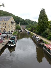 River at Hebden Bridge
