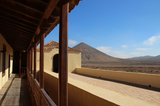 La Oliva, Fuerteventura, The Colonel's House