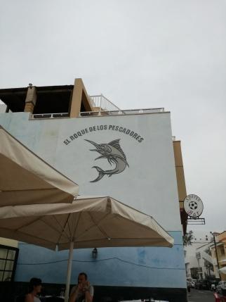 Restaurant, El Cotillo