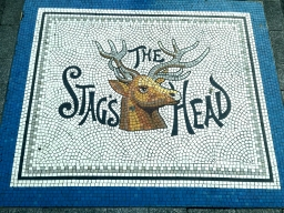 The Stag's Head, Victorian Dublin Pub