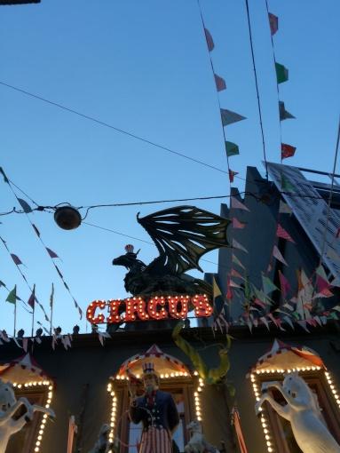 Circus Cafe Athens