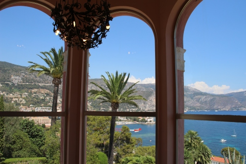 Just another view from Villa Ephrussi de Rothschild