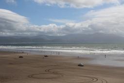 Inch Beach near Annascaul