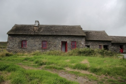 The Famine Cottage, Slea Head