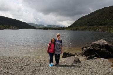Lake at Killarney National Park
