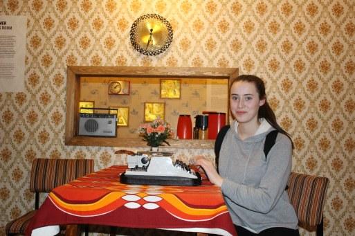 Soviet office space