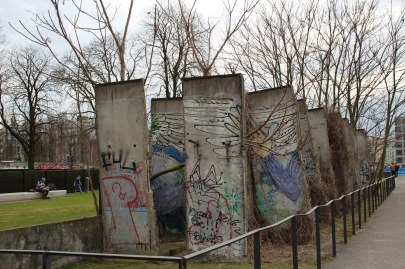 Berlin Wall Memorial Garten Str