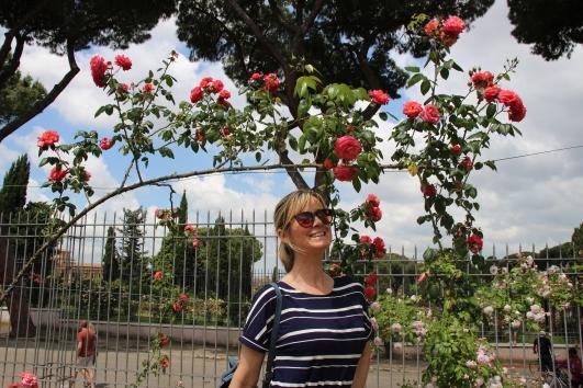 Rose Gardens at Aventino