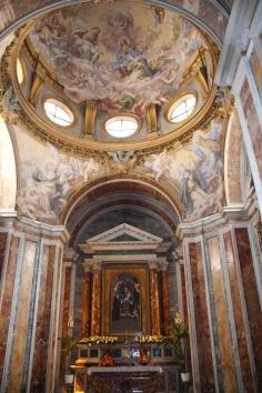 Santa Sabina, interior, Aventino
