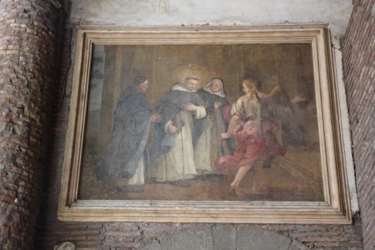 Santa Sabina church, Aventino