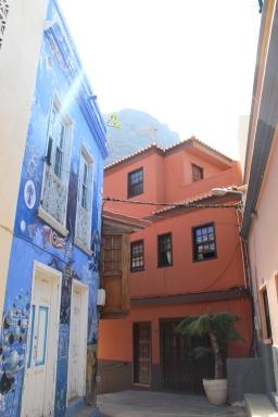 La Calera backstreet